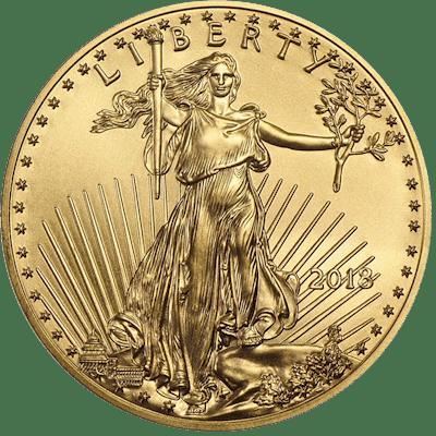 États-Unis - 50 Dollars 2018 American Eagle - 1 oz - Or