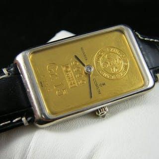 a316a186438c Corum - 15 Gr 999.9 Oprawa z białego złota i diament - 363810 - Men -  1980-1989
