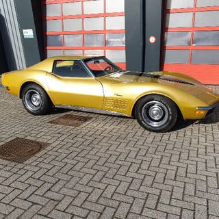Chevrolet - Corvette C3 | NO RESERVE!! - 1972