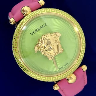 Versace - Palazzo Empire Tribute Edition Green and Pink...