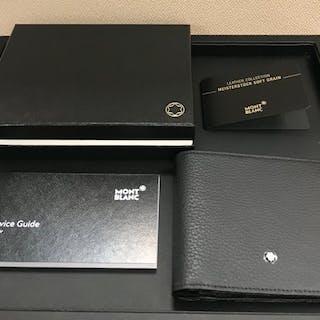 Montblanc - 113305 - Meisterstück Soft Grain Wallet 6cc Wallet