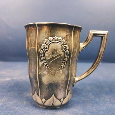 Boccale (1) - Placcato argento - Germania - periodo primi 1900
