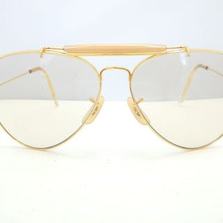1dcadf0f14 Ray Ban-Bausch   Lomb - Aviator Glasses – Current sales – Barnebys.com