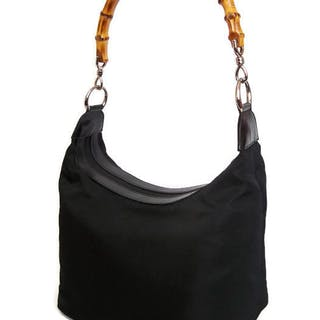 7d313fd88191 3 Vintage Gucci Leather Handbags – Current sales – Barnebys.co.uk