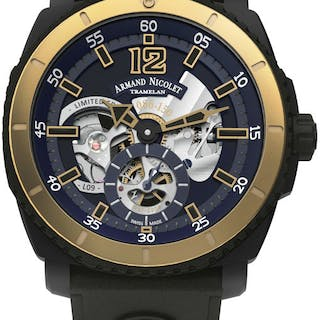 Armand Nicolet - L09 Small Seconds -Limited Edition-...