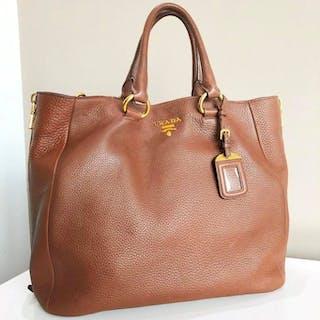 bd7f5ca61b0a Prada Shopper bag – Current sales – Barnebys.com