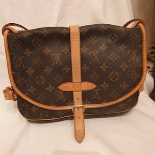 Louis Vuitton - saumur Crossbody bag Catawiki · Louis Vuitton - Saumur 35  ... e72e29bb57004