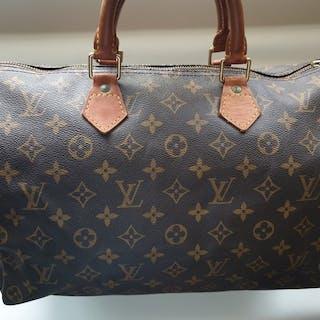 b9258f36f4c8c Louis Vuitton - Speedy 35 Handbag – Current sales – Barnebys.com