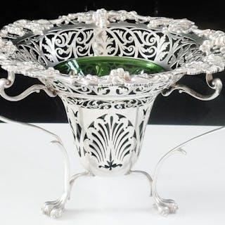 Art Nouveau Table Centre Piece - .925 silver - Mappin & Webb