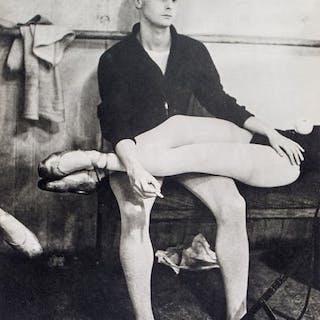 Brassai (1899-1984) - 'Tersicore', 1932.