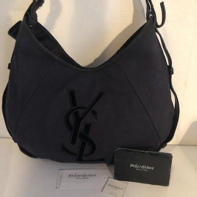 8d0b44de171 Yves Saint Laurent - Rive Gauche mombasa Shoulder bag | Barnebys