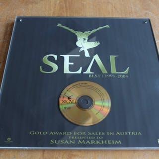 Seal - Best of 1991 - 2004 - Offizielle Auszeichnung - 2004/2004