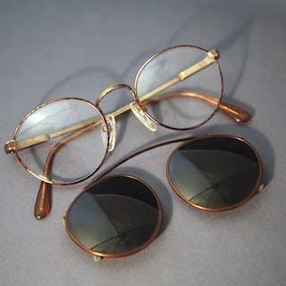 159d47ec7c7 Jean Lafont - Clip 2 in 1 GlassesSunglasses – Current sales – Barnebys.com