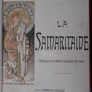 Alphonse Mucha - La Samaritaine 1897 - Original lithograph cover