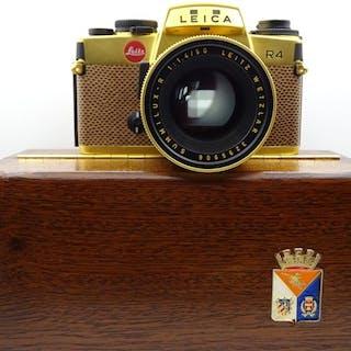Leica R 4 Gold