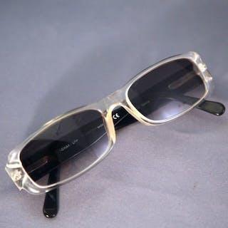 4c86d66bbd Chanel - Clear Frame Sunglasses – Current sales – Barnebys.co.uk