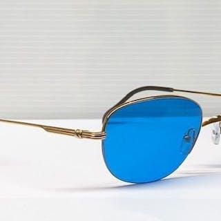 a76fd76d6e00 Cartier - C Decor Sunglasses – Current sales – Barnebys.com