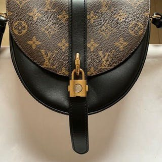 a80415f601b6 Louis Vuitton - Chantilly New Lock - Limited Edition SS 2018 Crossbody bag  – Current sales – Barnebys.com