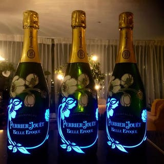 2011 Perrier Jouet Belle Epoque Luminous - Champagne Brut - 3 Bottles (0.75L)