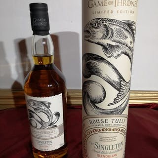 Glendullan Game of Thrones House Tully - 0.7 Litres