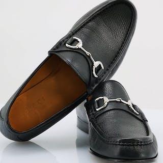 a3edcdd343c Gucci taglia 42IT8UK - Morsetto Loafers – Current sales – Barnebys.co.uk
