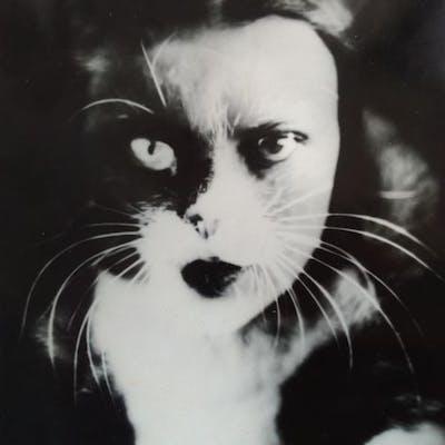 Wanda Wulz (1903-1984)  - Io + gatto (Cat and I