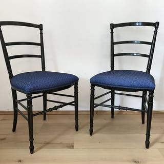 Two Chairs of Chiavari - Early 20th century