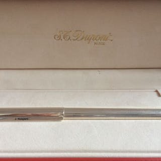 Dupont - Fountain pen – Current sales – Barnebys com