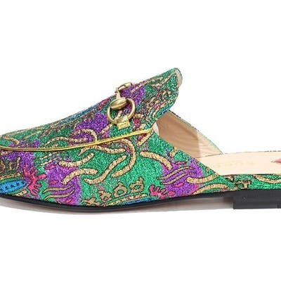 Gucci - PRINCETOWN Open-toe shoes - Size: FR 37