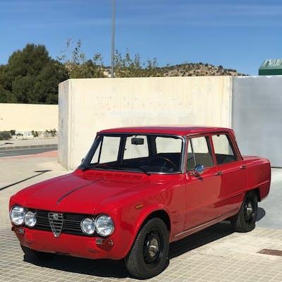 Alfa Romeo - Giulia Super - 1970
