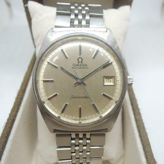 Omega - 166.0204 Seamaster Date - Men - 1980-1989