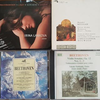 Classical toppers - Différents artistes - diverse...