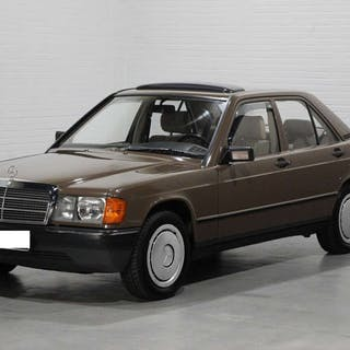 Mercedes-Benz - 190 E (W201) - 1986