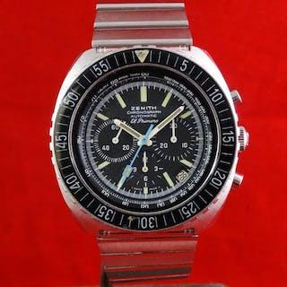 Zenith - Pilot Sub Sea Chronograph El Primero - 01-0190-415 - Unisex - 1970-1979