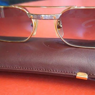 c8bf34af95 Cartier - Santos Sunglasses | Barnebys