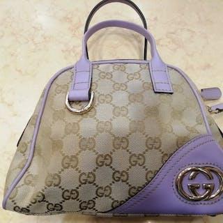 50daaad16947 Gucci Handbag – Current sales – Barnebys.com