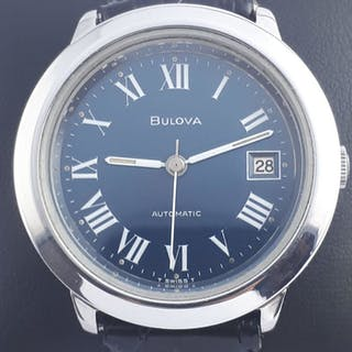 "Bulova - ""NO RESERVE PRICE"" 327720 Automatic - Men - 1990-1999"