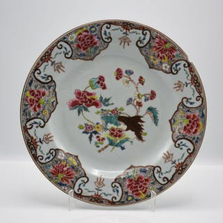 Charger (1) - Porcelain - 18e eeuw