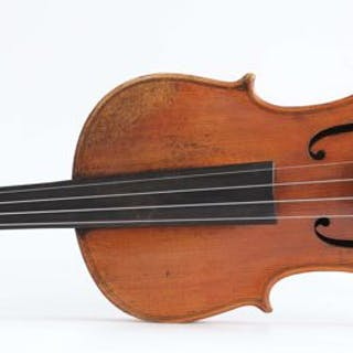 Old master violinL. Bisiach - 4/4 after Rogeri- Violin - Italy - 1899