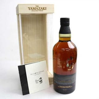 Yamazaki 18 years old Limited Edition - 700ml