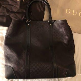9f110223ac0 Gucci - Hilary lux diamante Tote bag – Current sales – Barnebys.com