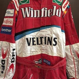 Winfield Williams F1 team - Formula One - Ralf Schumacher...