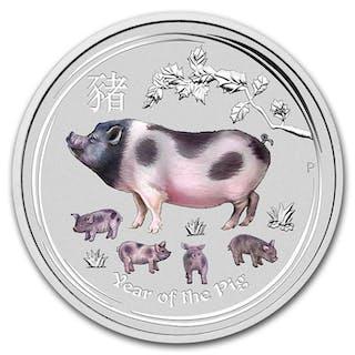 Australien - 30 Dollar 2019 (Perth Mint) 'Lunar II - Jahr...