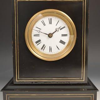 Carriage clock - Wood - Second half 19th century