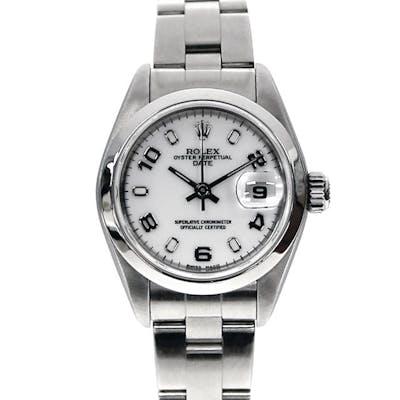 Rolex - Date - 79160 - Women - 2002