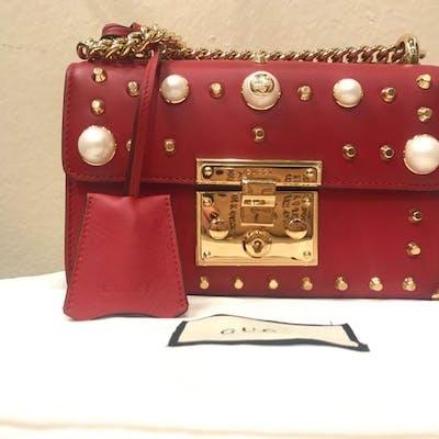 Gucci - Pearly Padlock Borsa a tracolla