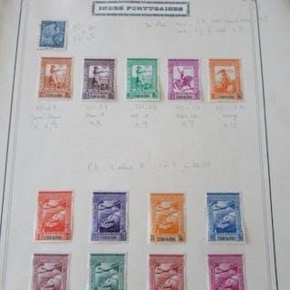 Anciennes colonies Portugaises - Collection importante de timbres