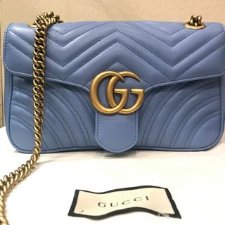 182041440c9e8f Gucci - marmont Crossbody bag – Current sales – Barnebys.com