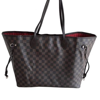401f284f15fa Louis Vuitton - Neverfull Damier ébène GM Handbag