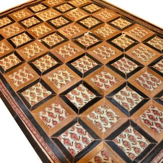 Patchwork - Teppich - 300 cm - 200 cm